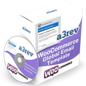 WooCommerce Global Email Template