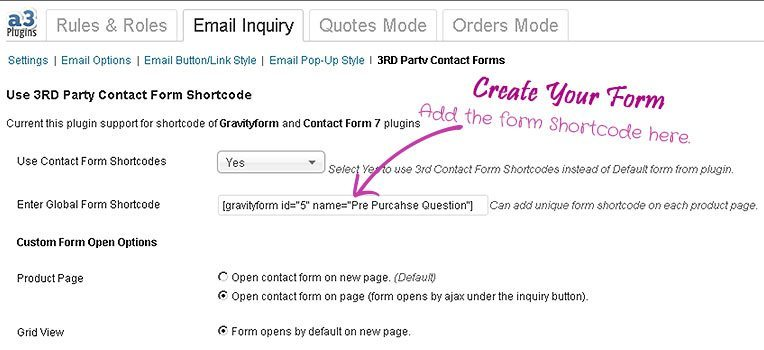 sales inquiry form template .