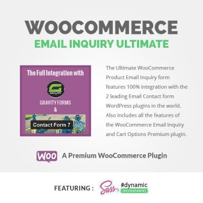 Woocommerce-EMAIL INQUIRY ULTIMATE