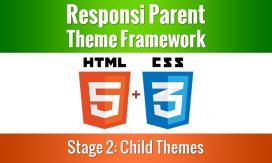 Parent Theme Framework – Childs